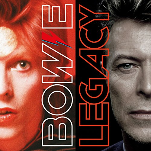 Legacy: The Best of Bowie By David Bowie