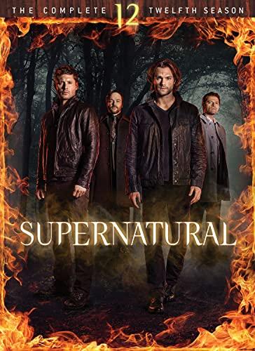 Warner Manufacturing Supernatural: The Complete Twelfth Season