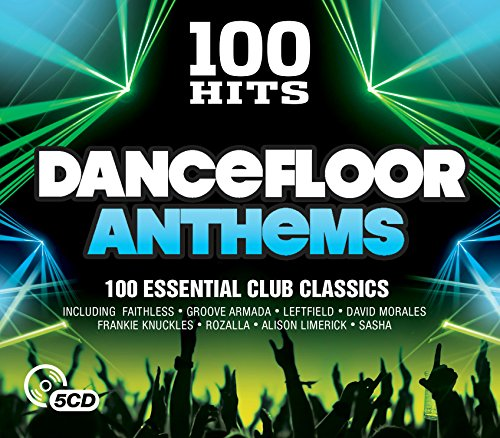 Various Artists - 100 Hits - Dancefloor Anthems By Various Artists