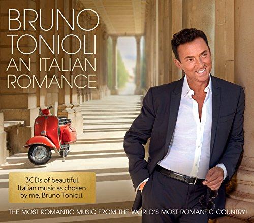 Bruno Tonioli - An Italian Romance: By Various Artists