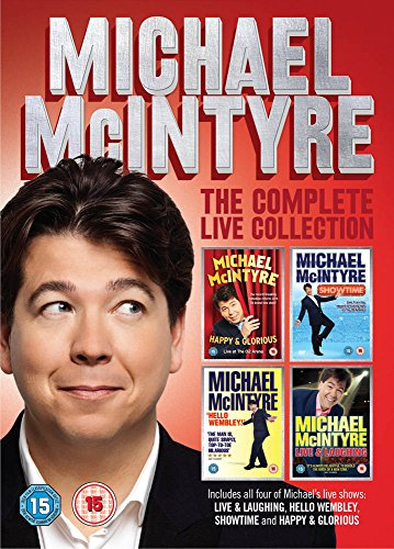 Michael McIntyre: The Complete Live Collection