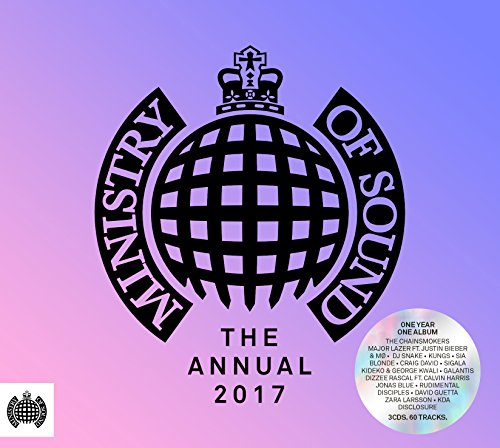 The Annual 2017 By Various Artists