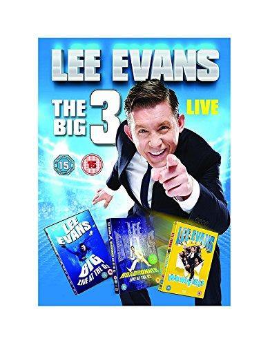Lee Evans: The Big 3 Live