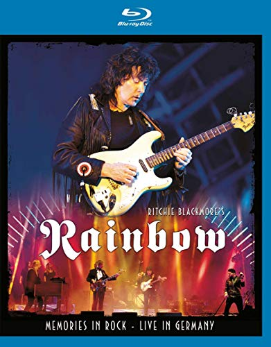Ritchie Blackmore's Rainbow - Ritchie Blackmore's Rainbow: Memories In Rock - Live In Germany [Blu-r