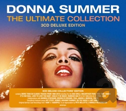 Donna Summer - The Ultimate Collection By Donna Summer
