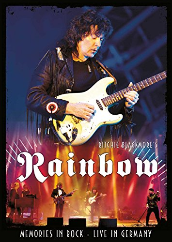 Ritchie Blackmore's Rainbow - Ritchie Blackmore's Rainbow: Memories In Rock - Live In Germany