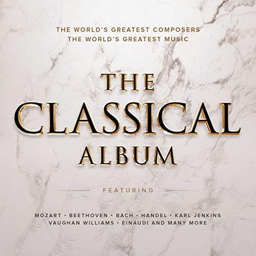 Various Artists - The Classical Album By Various Artists