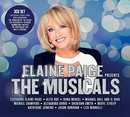 Various Artists - Elaine Paige Presents The Musicals