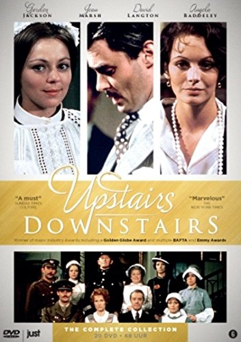 Upstairs Downstairs: The Complete Series  (18 DVD Box Set)