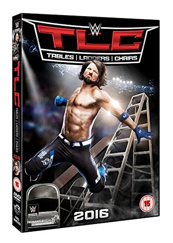 WWE: Tables, Ladders & Chairs 2016