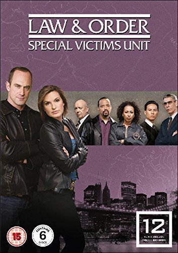 Law And Order - Special Victims Unit: Season 12