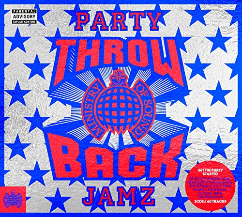 Throwback Party Jamz By Various Artists