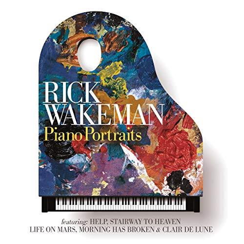 Piano Portraits By Rick Wakeman