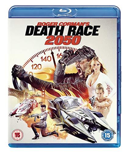 Roger Corman Presents: Death Race 2050 (Blu-ray + Digital Download)