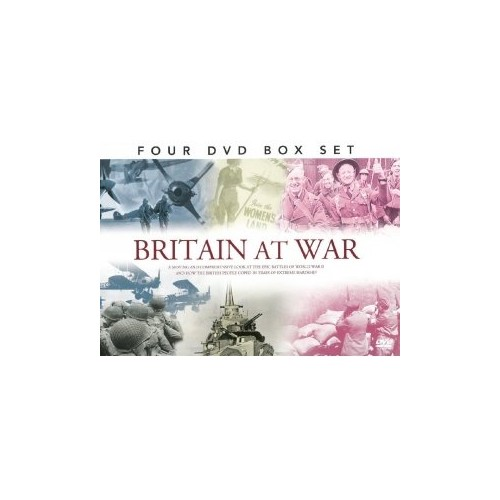 Britian At War Four DVD Box Set