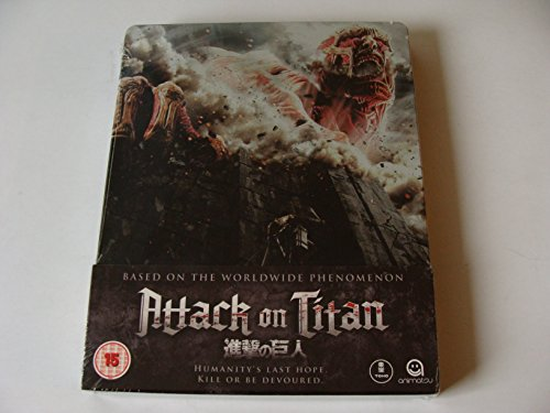 Attack On Titan (I) : Limited Edition Steelbook