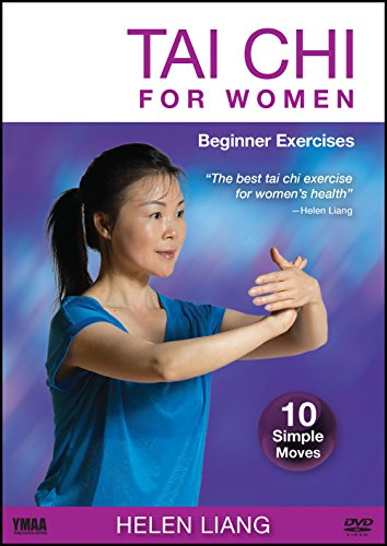 Tai Chi for Women Beginner Exercises with Master Helen Liang (YMAA) **NEW* BESTSELLER**2017