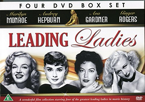 Leading Ladies 4 DVD Box Set