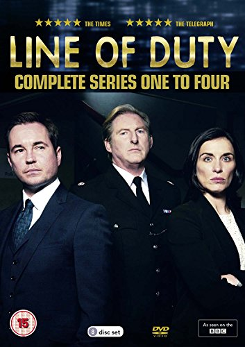 Line of Duty: Complete Series One to Four
