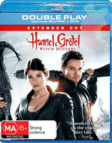Hansel & Gretel - Witch Hunters (Blu-ray/Dvd)