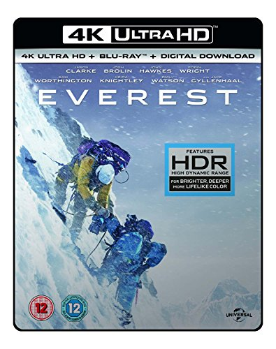 EVEREST- (4K UHD +BD + UV) RT VERSION