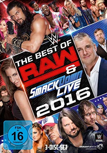 The Best Of Raw & Smackdown Live 2016
