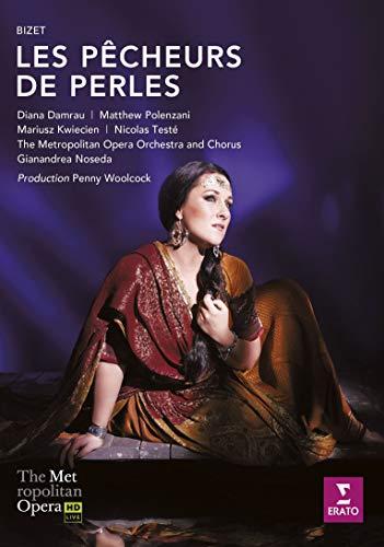 Les Pêcheurs De Perles: Metropolitan Opera (Noseda)