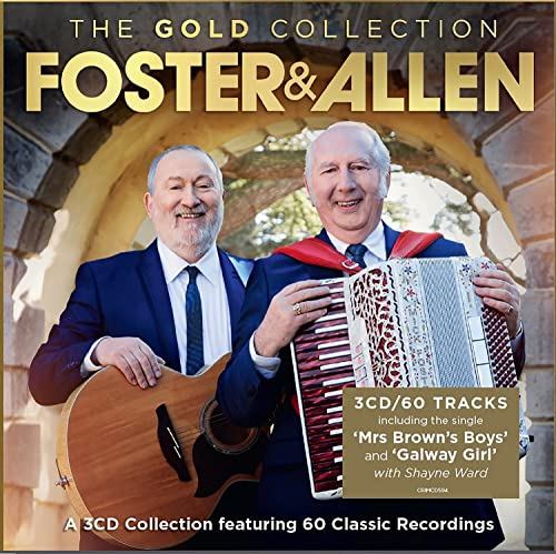 Foster & Allen - The Gold Collection By Foster & Allen