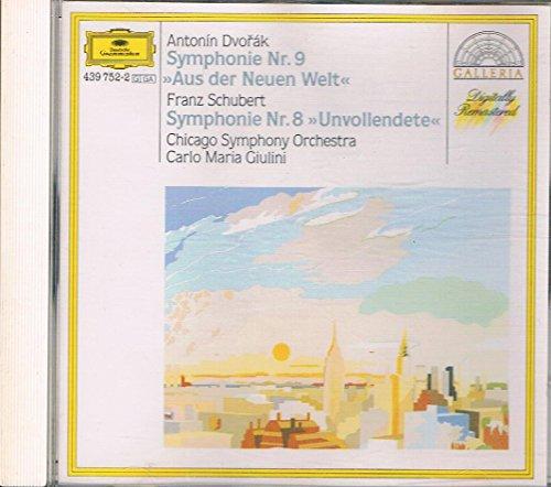 """Margaret Fingerhut - Dvorák:Symphonie """"Aus der Neuen Welt"""" Schubert:""""Unvollendete"""""""