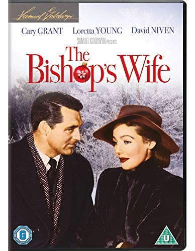 The Bishop's Wife (1947) Region 2 - Cary Grant, David Niven
