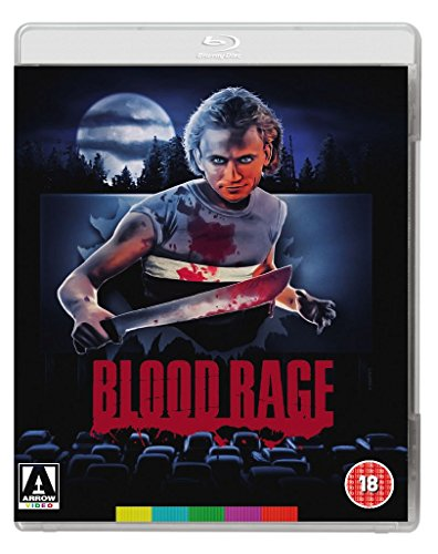 Blood Rage (Blu-ray + DVD)