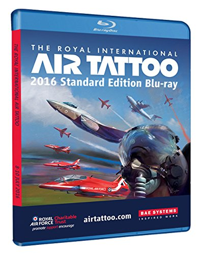 2016 Royal International Air Tattoo Blu-ray