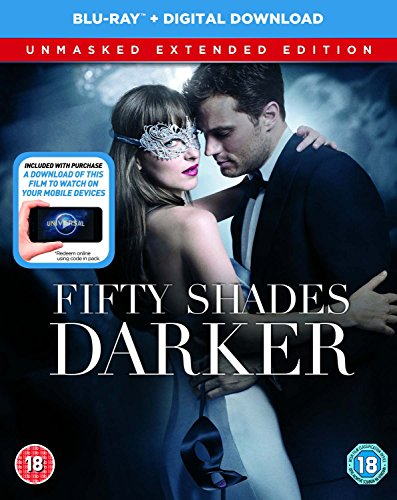Fifty Shades Darker - The Unmasked Extended Edition