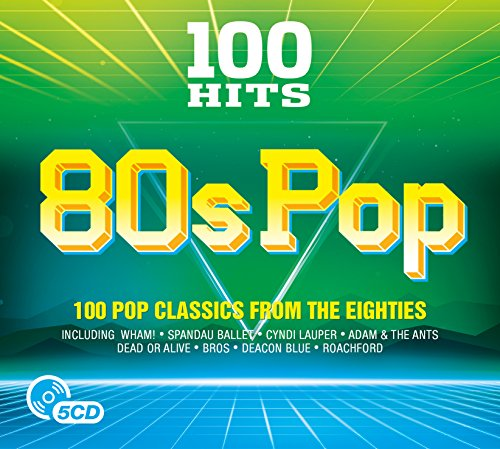 Various Artists - 100 Hits - 80s Pop By Various Artists