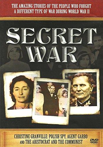 Secret War - Christine Granville: Polish Spy / Agent Garbo / The Aristocrat & The Balkan Communist