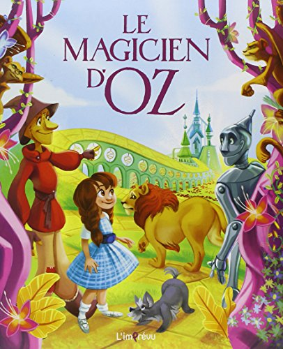 MAGICIEN D'OZ (LE) (Mes contes classiques)