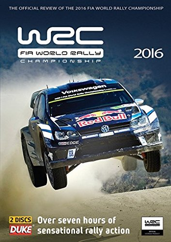 World Rally Championship 2016 Review