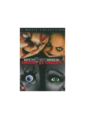 Chucky-Seed-Of-Chucky-amp-Bride-Of-Chucky-2PACK-DVD-2010-Chucky-CD-D7VG