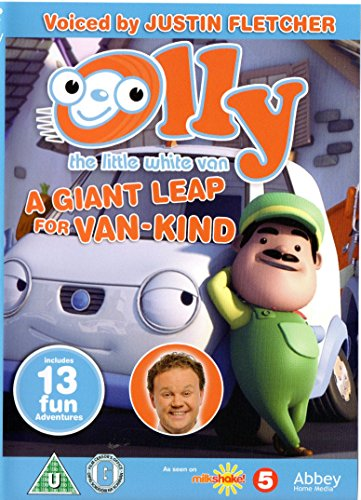 Olly A Giant Leap for Van-Kind
