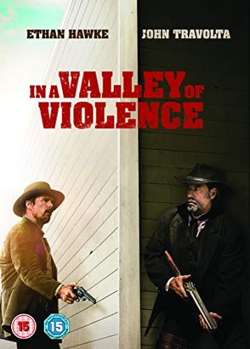 In a Valley of Violence (DVD + Digital Download)