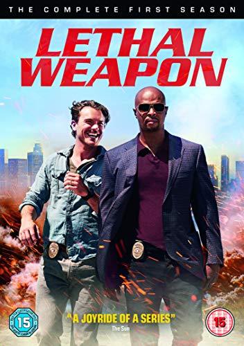Lethal Weapon Season 1 (DVD/S)