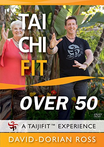 Tai Chi Fit: OVER 50 Beginner Exercises with David-Dorian Ross (YMAA) **Bestseller**