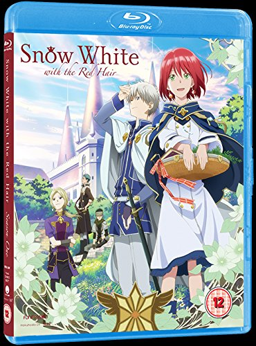 Snow White With The Red Hair - Part 1 - BD