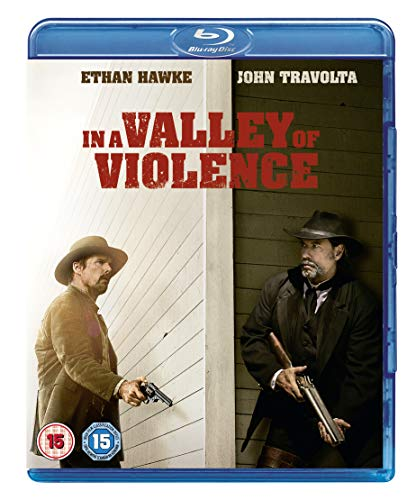 In a Valley of Violence (Blu-ray + Digital Download)