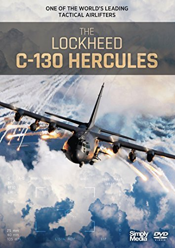 The-Lockheed-C-130-Hercules-DVD-CD-8GVG-FREE-Shipping