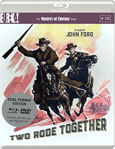 Two Rode Together (1961)  Dual Format (Blu-ray & DVD) edition