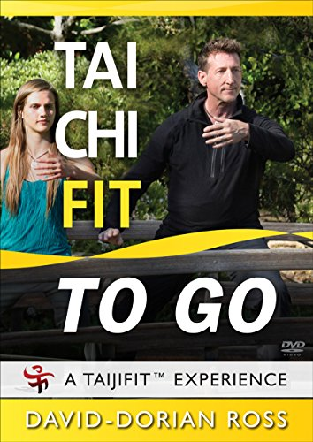Tai Chi Fit: TO GO Beginner Exercises with David-Dorian Ross (YMAA) **Bestseller**