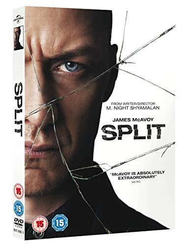 Split (DVD + Digital Download)