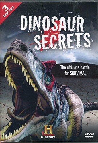 Dinosaur Secrets: The Complete Season One