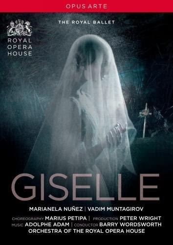 Giselle:Royal Opera House [Marianela Nunez; Vadim Muntagirov; Orchestra of the Royal Opera House Bar